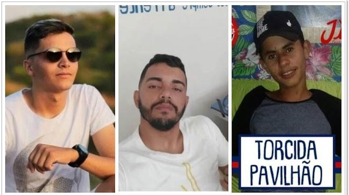Grave acidente tira a vida de três jovens no Distrito de Sitio dos Nunes, Em Flores