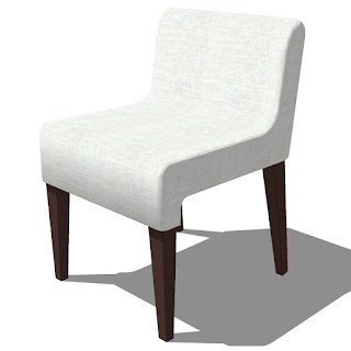 Sketchup - Chair-035