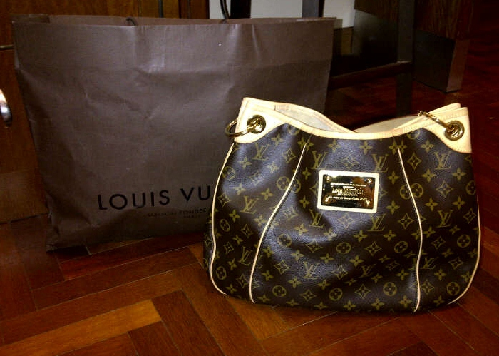 Actual Pix Of The Preloved Louis Vuitton Galliera Pm