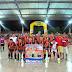 Troféu VODKA PALLOF: Andaray de Taperuaba estreia com vitória na 1ª Copa Amigos da Bola Futsal