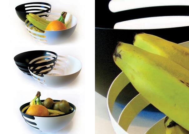 Fruit Design Kitchen Curtains