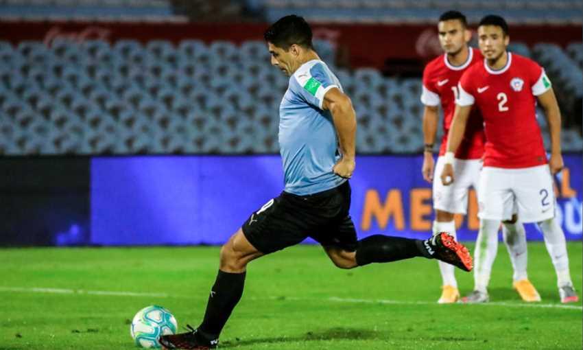 مباراة بارجواي واوروجواي تصفيات كأس العالم
