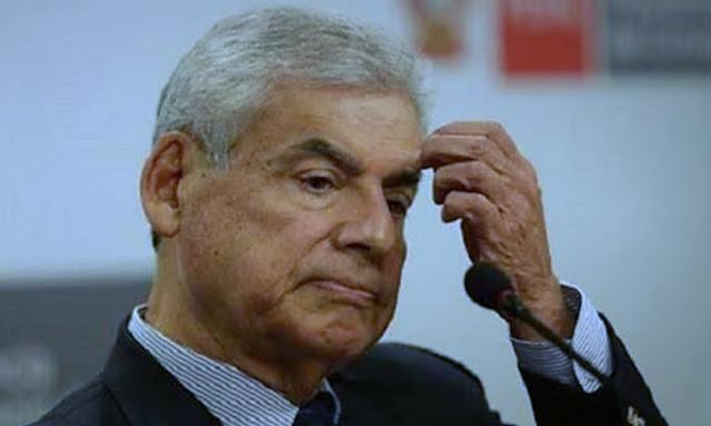 César Villanueva fue trasladado al penal Miguel Castro Castro