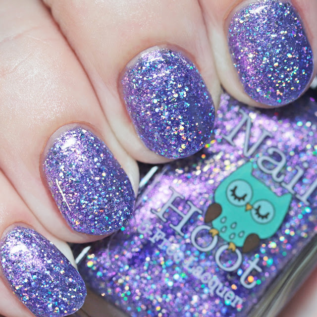 Nail Hoot Indie Lacquers Jellylicious