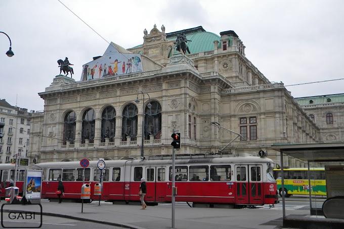 W wiedeńskiej Operze