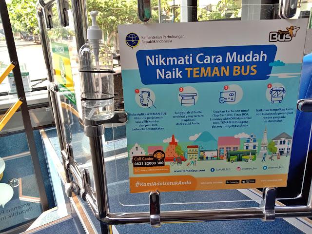 Trans Jogja Rute Baru Godean Teman Bus