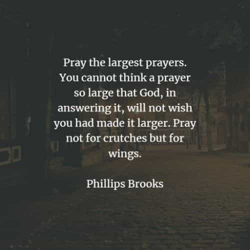 Prayer quotes that will strengthen your faith with God