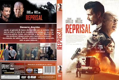 CARATULA - REPRESALIA - REPRISAL - 2018