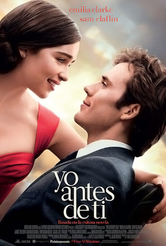 Me Before You (BRRip 1080p Dual Latino / Ingles) (2016)