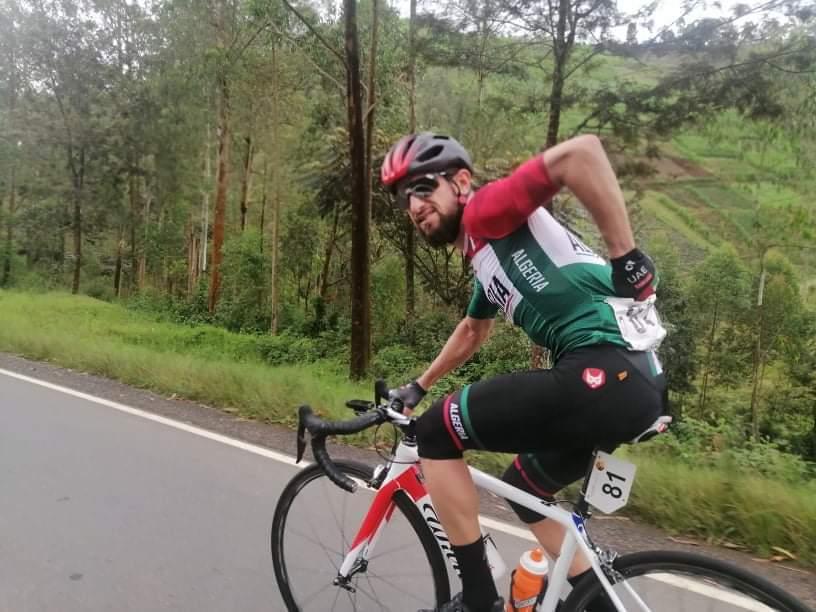 طواف رواندا لدراجات : لعقاب عز الدين خامسا في المرحلة الرابعة