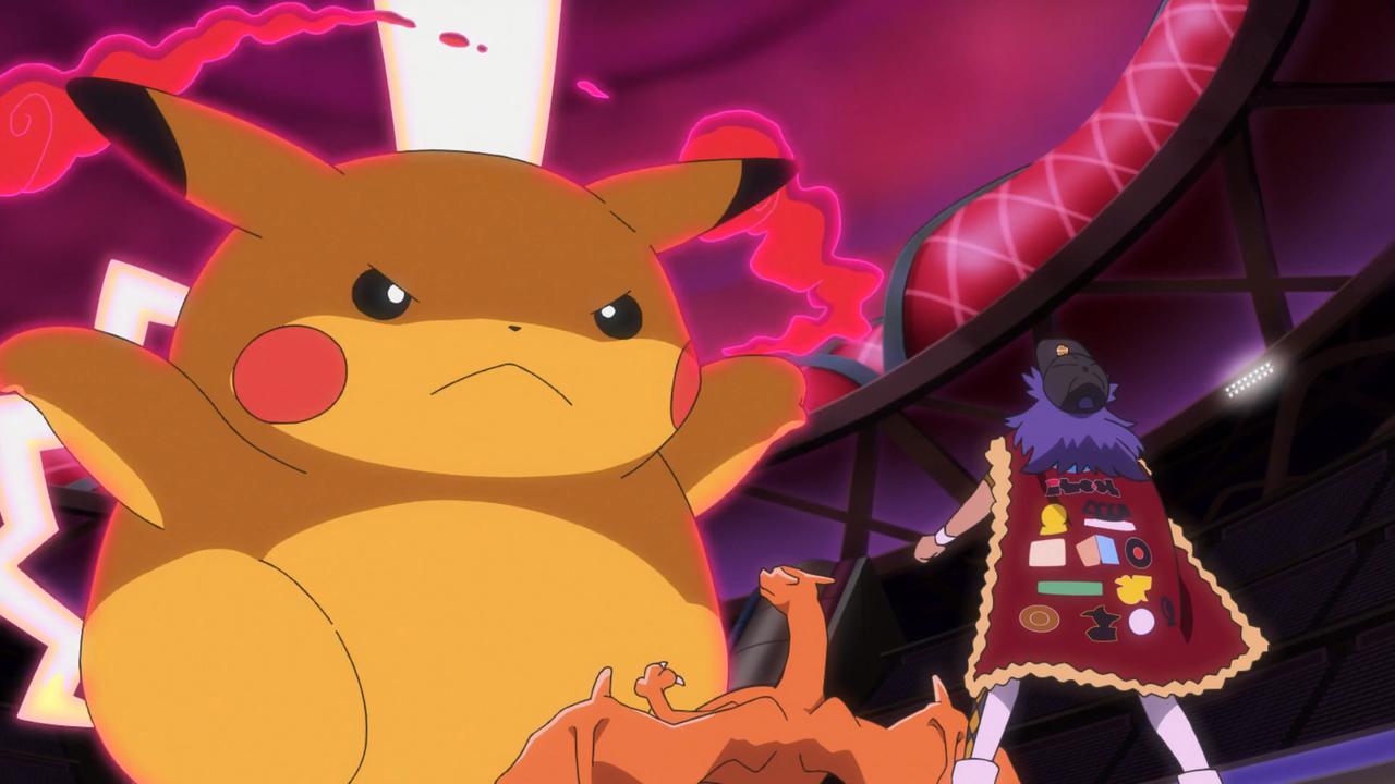 Pokémon Journeys: The Series Episode 13