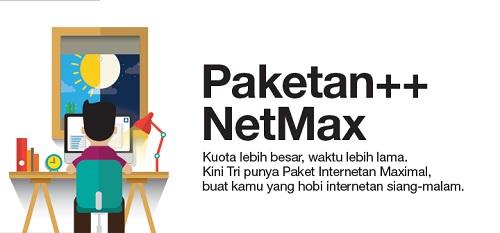 Paketaan++ NetMax