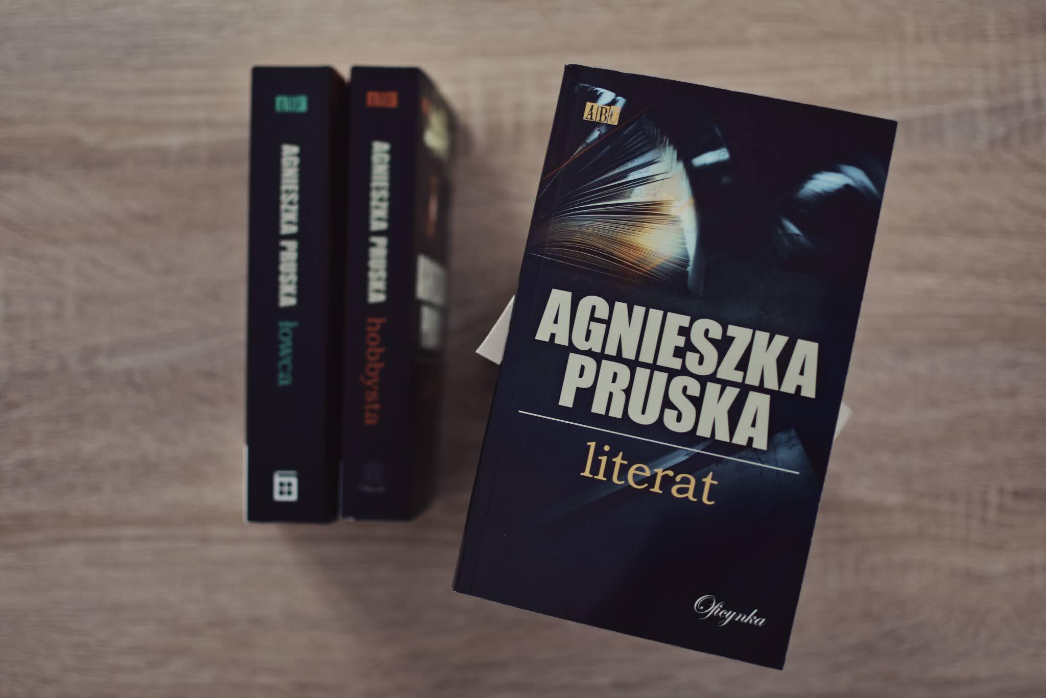 WydawnictwoOficynka,BarnabaUszkier,recenzja,Łowca,opowiadanie,AgnieszkaPruska,seriakryminalna,kryminał,Literat,