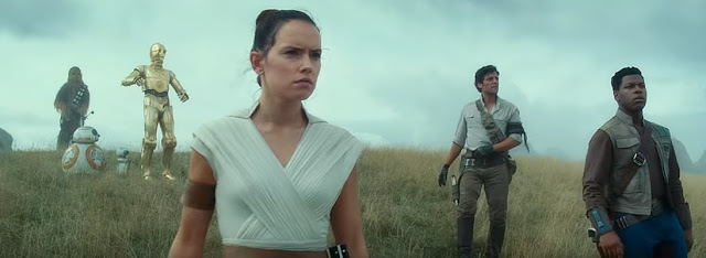Sinopsis Film Star Wars: The Rise of Skywalker (2019)