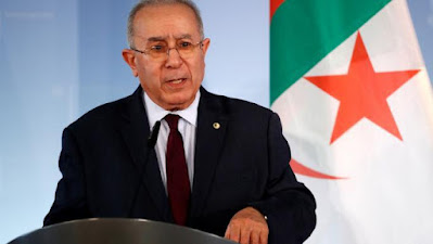 وزير الخارجية الجزائرية في زيارة عمل لموريتانيا..