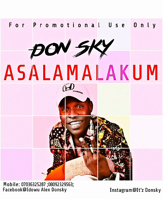 DOWNLOAD MP3: DONSKY - ASALAMALEKUN