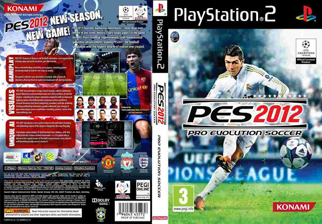 Pro Evolution Soccer PES 2012 Download pc game | Free Games
