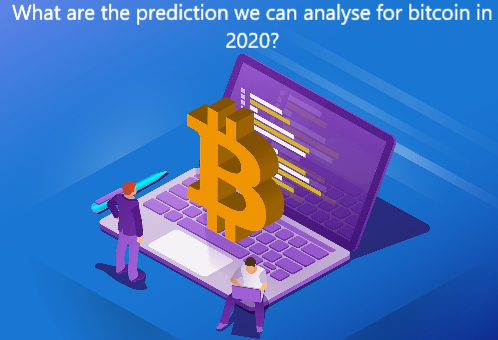 What are the prediction we can analyse for bitcoin in 2020?