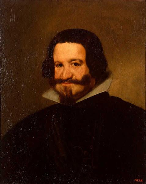 Диего Веласкес - Портрет графа-герцога Оливареса (1638)