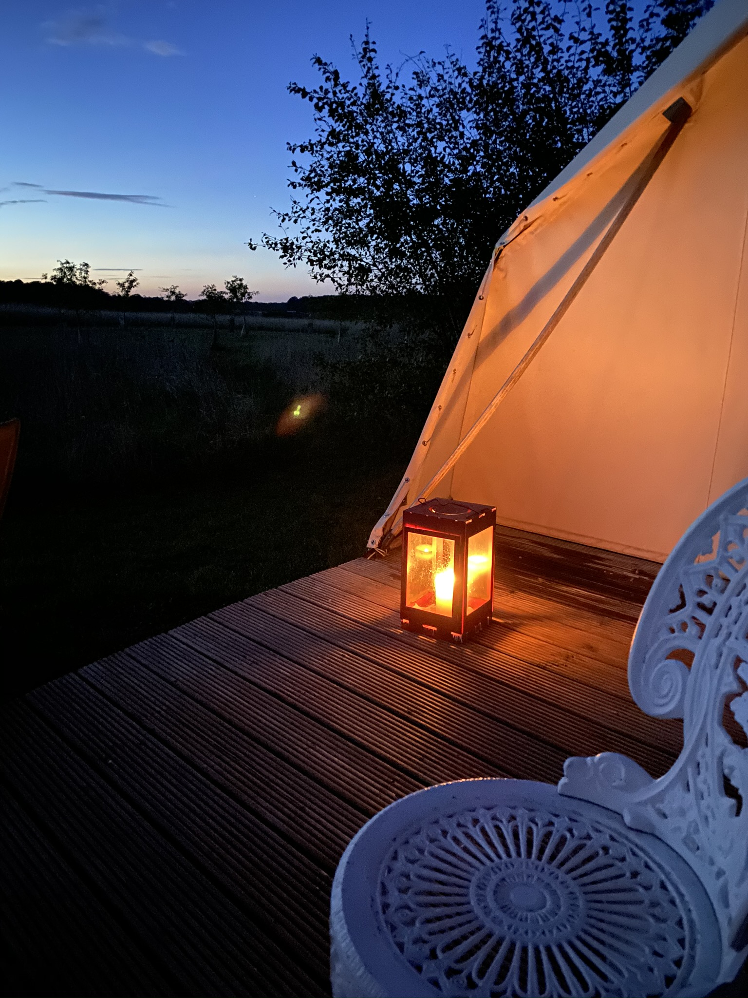 Glamping In Norfolk