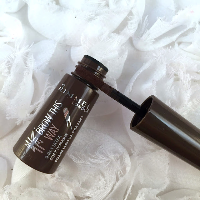 Rimmel Brow This Way Brow Shake Filling Powder