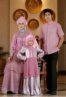 35 Baju Couple Muslim Modern Untuk Acara Keluarga Dan Pesta