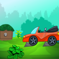 Games2Mad - G2M Orange Car Rescue