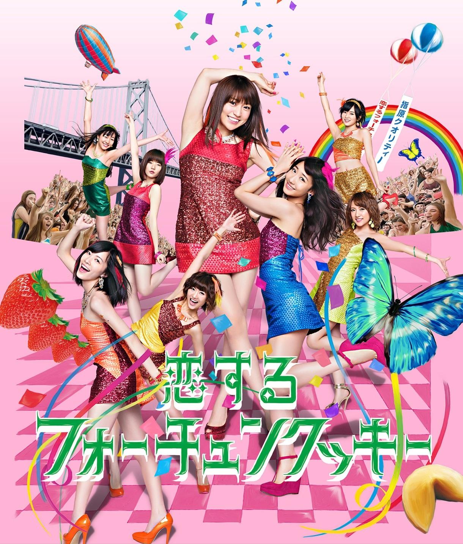 AKB48 Koisuru Fortune Cookie 恋するフォーチュンクッキー ジャケット Cover Pictures