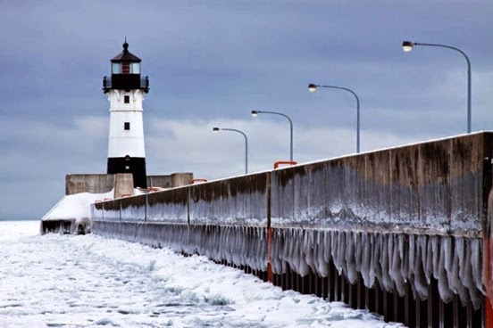 Duluth, Minnesota, 10.3 F - 5 Coldest Large American Cities