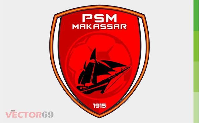 PSM (Persatuan Sepak bola Makassar) Logo - Download Vector File CDR (CorelDraw)