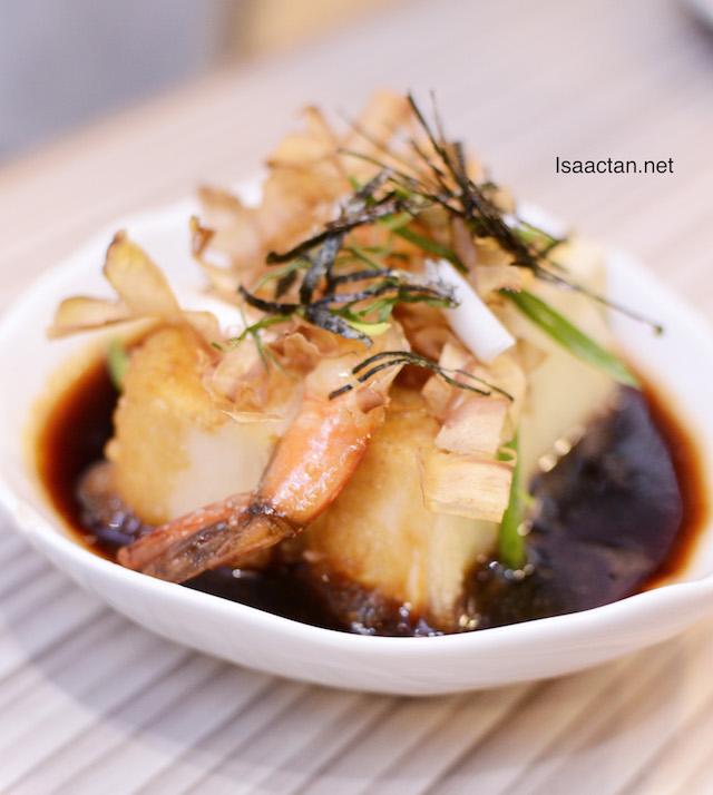 Agedashi Tofu - RM5.90