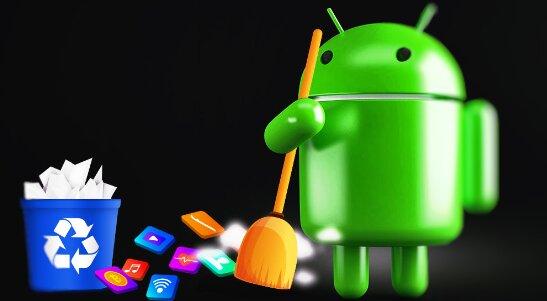 تطبيق تسريع الهاتف الاندرويد وحذف الملفات الضارة 2021