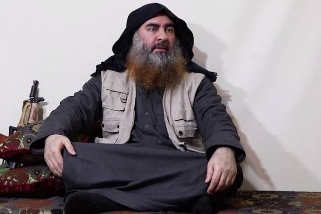 Know how America disposed of the body of Baghdadi