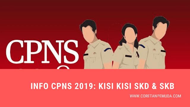 Bocoran Kisi-Kisi Soal Tes SKD & SKB CPNS 2019