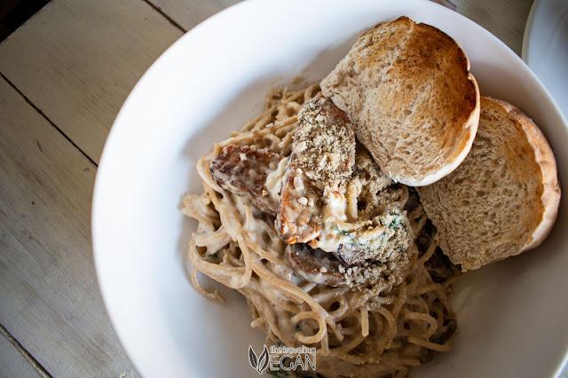 vegan pasta restaurant