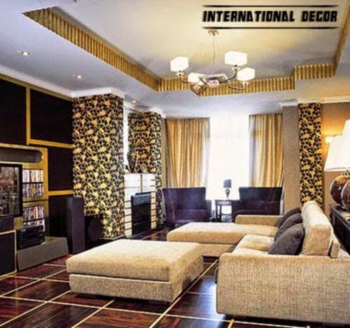 Art Deco living room designs and furniture   International ...