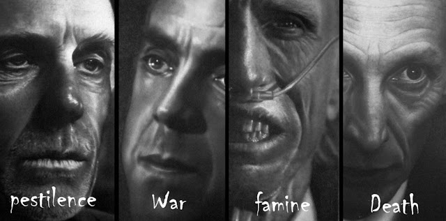 Four Horsemen Of The Apocalypse Supernatural