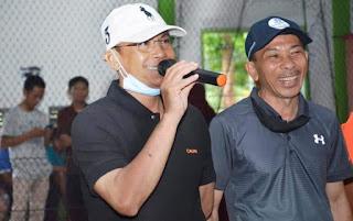 Wakil Walikota Bima Tutup Secara Resmi Pertandingan Futsal Dikbud Cup 2020