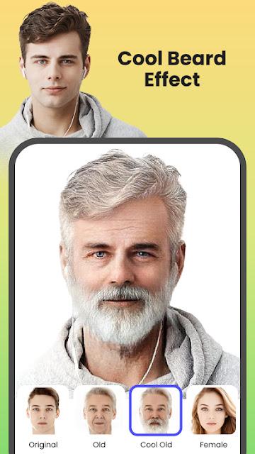 تنزيل FaceLab Photo Editor: Gender Swap - تطبيق تغيير العمر والتبديل بين الجنسين مع فلاتر وجه قديمة مذهلة
