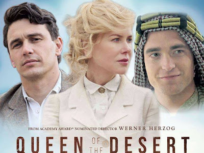 Forthcoming : Queen of the Desert