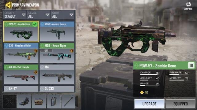 Event Call of Duty Mobile Imlek 2020 Rasakan sensasi dan kecanggihan Fitur-fiturnya