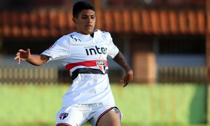 Liverpool target Gustavo Maia wants a move to Barcelona this summer