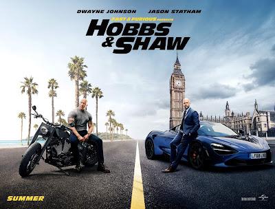 Upcoming Hollywood Movie: Hobbs & Shaw
