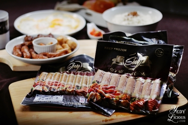 Halal Certified Food in Manila Suy Foods Halal Certified Longganisa Tocino Chicken Food Products Blog Review Price Where To Buy Recipe YedyLicious Manila Food Blog