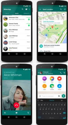 Whatsapp Messenger V2.16.317 Apk