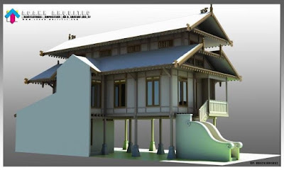 gaya desain rumah terbaru