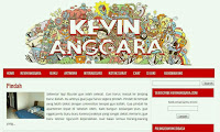 blogger kevin anggara - ridho zamroni - sejarah ridho nge-blog