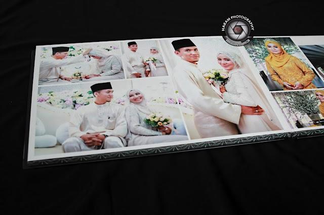 Custom Al Hard Cover Photobook