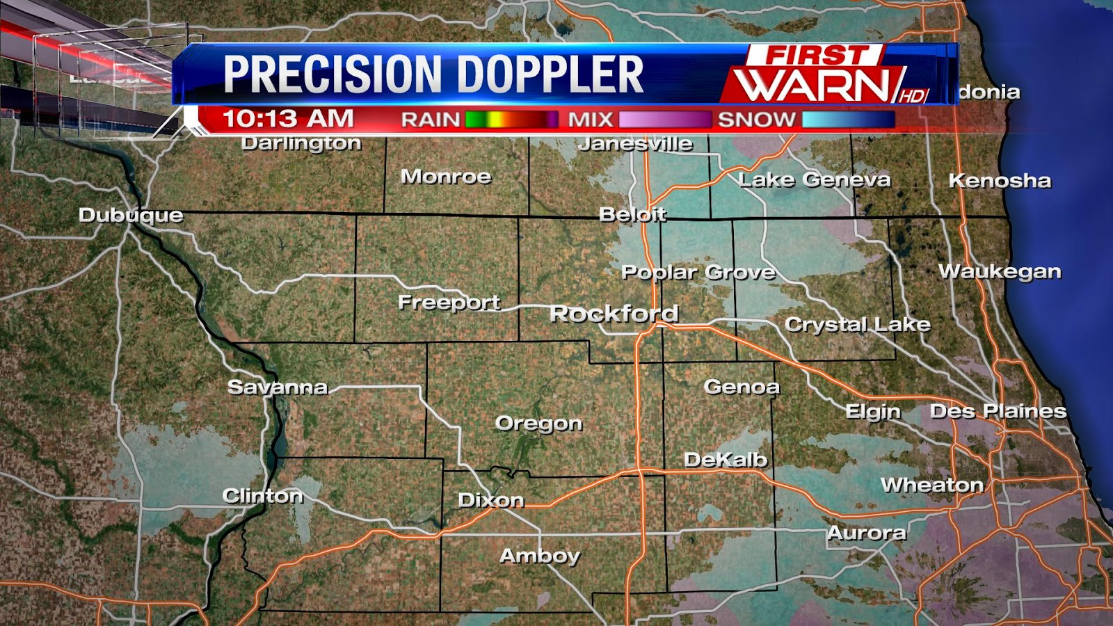 First Warn Weather Team: Tuesday Morning Weather Update