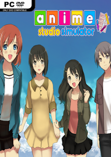 Download Anime Studio Simulator PC Game Gratis